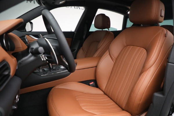 New 2022 Maserati Levante Modena for sale $104,545 at Bugatti of Greenwich in Greenwich CT 06830 15