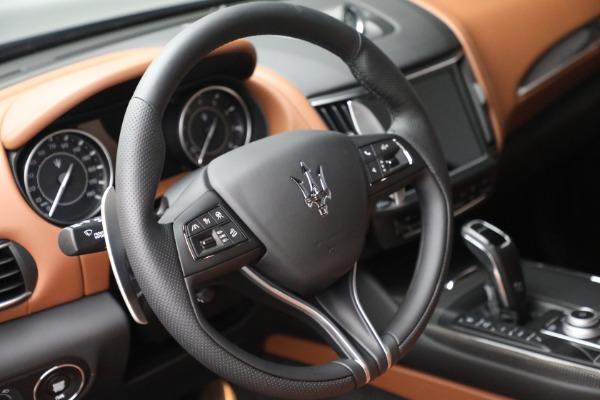 New 2022 Maserati Levante Modena for sale $104,545 at Bugatti of Greenwich in Greenwich CT 06830 17