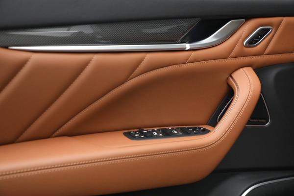 New 2022 Maserati Levante Modena for sale $104,545 at Bugatti of Greenwich in Greenwich CT 06830 19