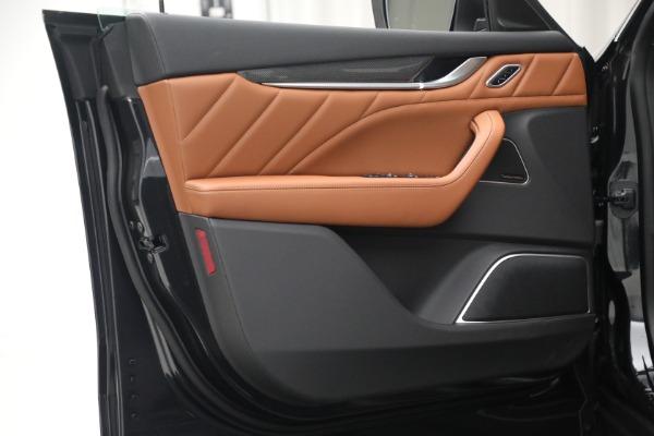 New 2022 Maserati Levante Modena for sale $104,545 at Bugatti of Greenwich in Greenwich CT 06830 20