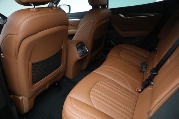 New 2022 Maserati Levante Modena for sale $104,545 at Bugatti of Greenwich in Greenwich CT 06830 21