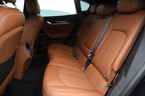 New 2022 Maserati Levante Modena for sale $104,545 at Bugatti of Greenwich in Greenwich CT 06830 22