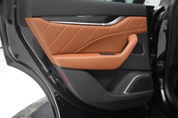 New 2022 Maserati Levante Modena for sale $104,545 at Bugatti of Greenwich in Greenwich CT 06830 23
