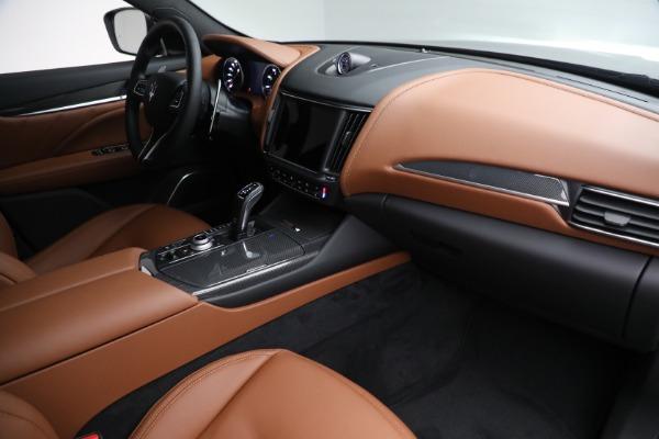 New 2022 Maserati Levante Modena for sale $104,545 at Bugatti of Greenwich in Greenwich CT 06830 24