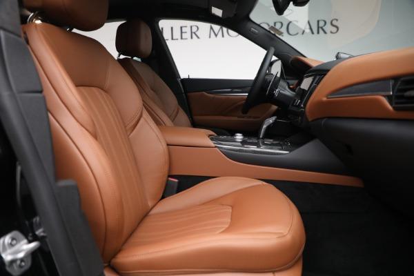 New 2022 Maserati Levante Modena for sale $104,545 at Bugatti of Greenwich in Greenwich CT 06830 25