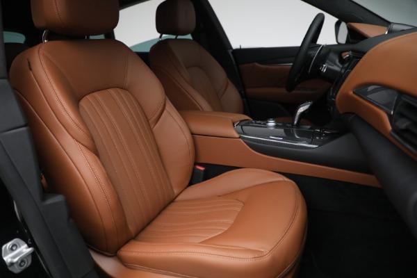 New 2022 Maserati Levante Modena for sale $104,545 at Bugatti of Greenwich in Greenwich CT 06830 26