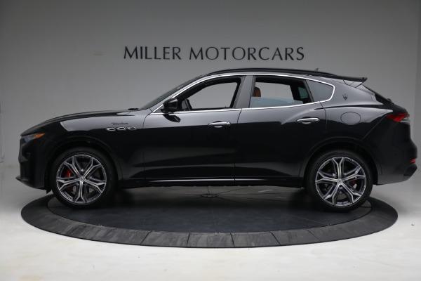 New 2022 Maserati Levante Modena for sale $104,545 at Bugatti of Greenwich in Greenwich CT 06830 3