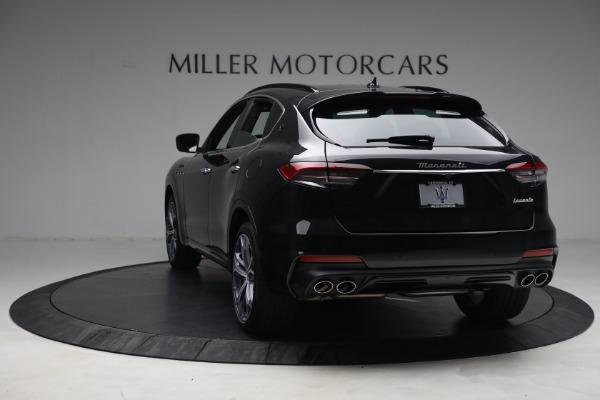 New 2022 Maserati Levante Modena for sale $104,545 at Bugatti of Greenwich in Greenwich CT 06830 5