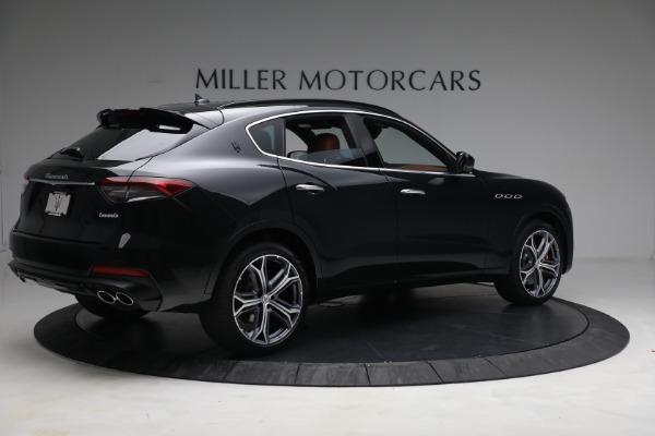 New 2022 Maserati Levante Modena for sale $104,545 at Bugatti of Greenwich in Greenwich CT 06830 8