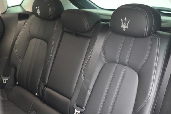 New 2022 Maserati Levante Modena for sale $109,975 at Bugatti of Greenwich in Greenwich CT 06830 13
