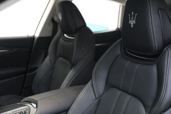 New 2022 Maserati Levante Modena for sale $109,975 at Bugatti of Greenwich in Greenwich CT 06830 14