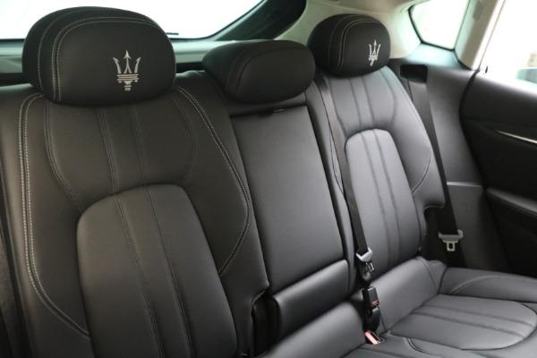 New 2022 Maserati Levante Modena for sale $109,975 at Bugatti of Greenwich in Greenwich CT 06830 15