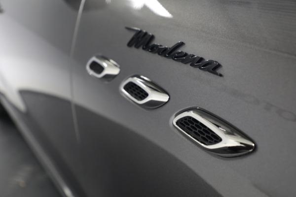 New 2022 Maserati Levante Modena for sale $109,975 at Bugatti of Greenwich in Greenwich CT 06830 17