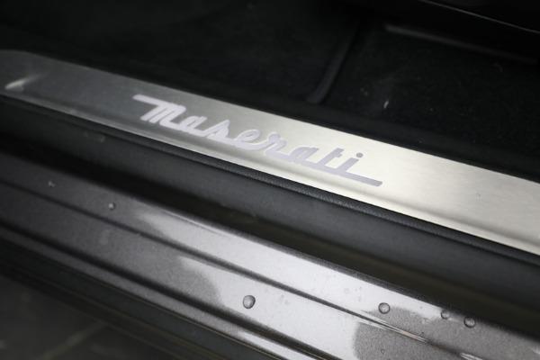New 2022 Maserati Levante Modena for sale $109,975 at Bugatti of Greenwich in Greenwich CT 06830 19
