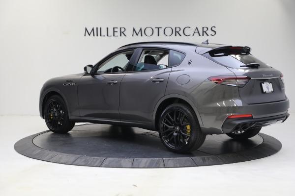 New 2022 Maserati Levante Modena for sale $109,975 at Bugatti of Greenwich in Greenwich CT 06830 2
