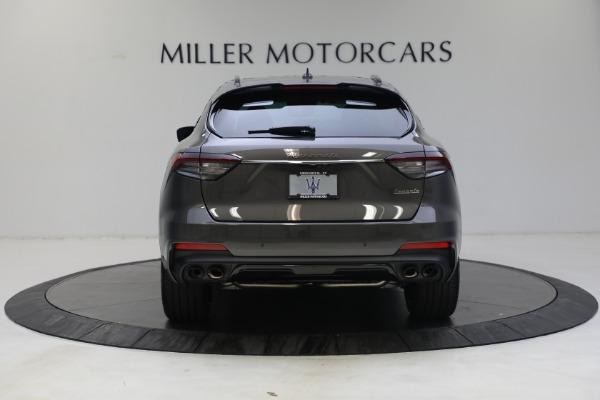 New 2022 Maserati Levante Modena for sale $109,975 at Bugatti of Greenwich in Greenwich CT 06830 3