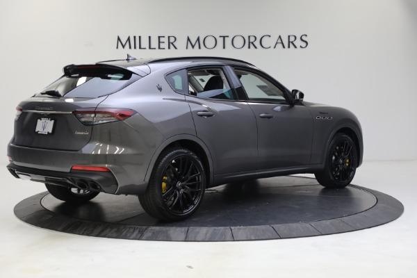 New 2022 Maserati Levante Modena for sale $109,975 at Bugatti of Greenwich in Greenwich CT 06830 4