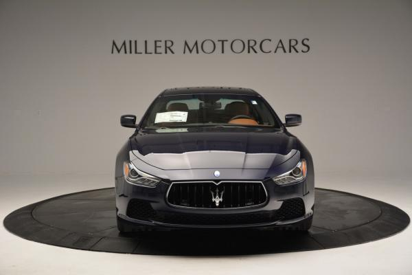 New 2016 Maserati Ghibli S Q4 for sale Sold at Bugatti of Greenwich in Greenwich CT 06830 12