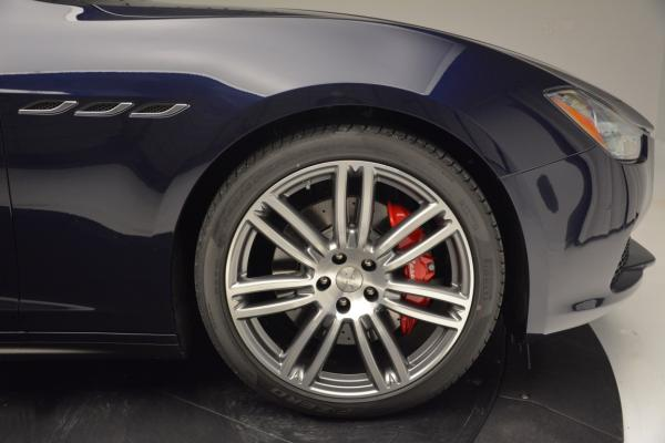New 2016 Maserati Ghibli S Q4 for sale Sold at Bugatti of Greenwich in Greenwich CT 06830 25