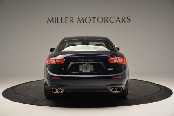 New 2016 Maserati Ghibli S Q4 for sale Sold at Bugatti of Greenwich in Greenwich CT 06830 6