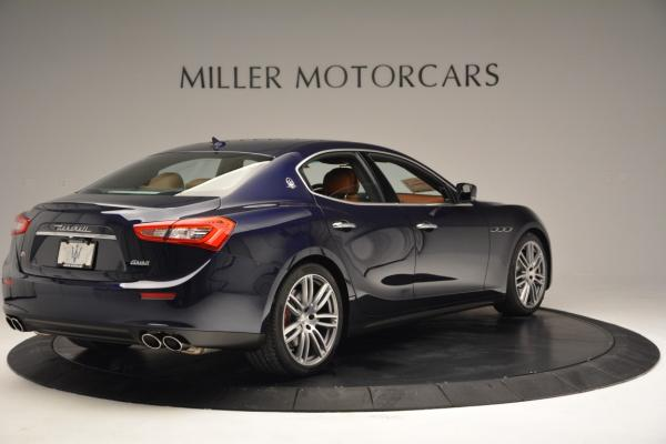 New 2016 Maserati Ghibli S Q4 for sale Sold at Bugatti of Greenwich in Greenwich CT 06830 7