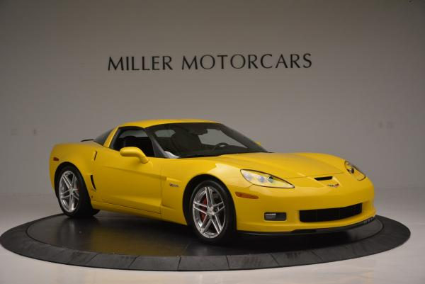 Used 2006 Chevrolet Corvette Z06 Hardtop for sale Sold at Bugatti of Greenwich in Greenwich CT 06830 10