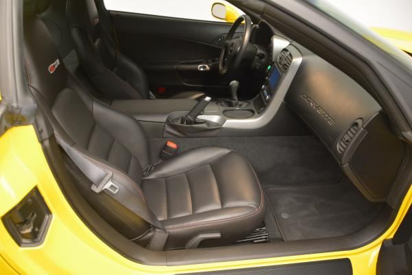 Used 2006 Chevrolet Corvette Z06 Hardtop for sale Sold at Bugatti of Greenwich in Greenwich CT 06830 16