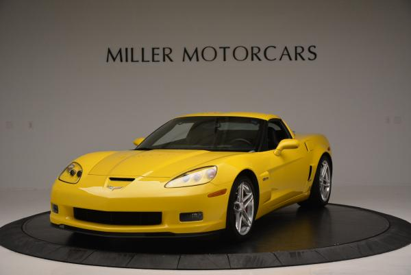 Used 2006 Chevrolet Corvette Z06 Hardtop for sale Sold at Bugatti of Greenwich in Greenwich CT 06830 2