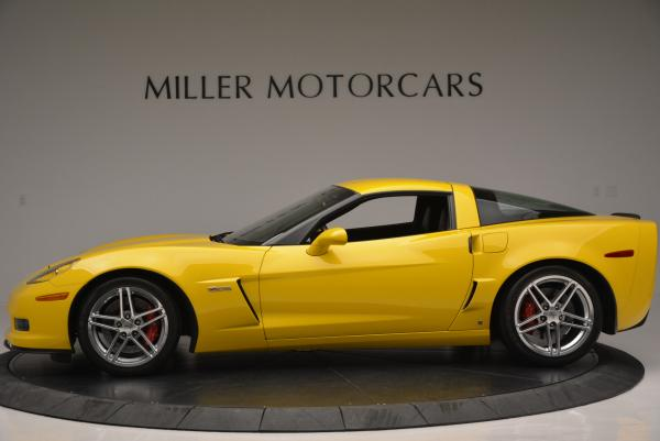 Used 2006 Chevrolet Corvette Z06 Hardtop for sale Sold at Bugatti of Greenwich in Greenwich CT 06830 3