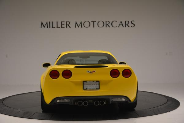 Used 2006 Chevrolet Corvette Z06 Hardtop for sale Sold at Bugatti of Greenwich in Greenwich CT 06830 6