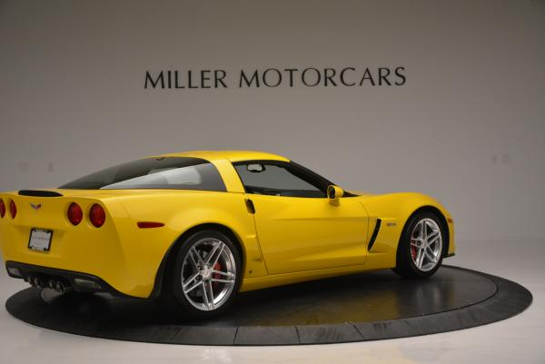 Used 2006 Chevrolet Corvette Z06 Hardtop for sale Sold at Bugatti of Greenwich in Greenwich CT 06830 7
