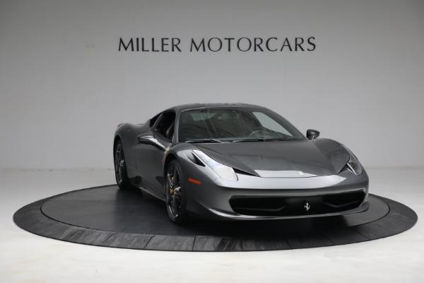 Used 2011 Ferrari 458 Italia for sale $229,900 at Bugatti of Greenwich in Greenwich CT 06830 11