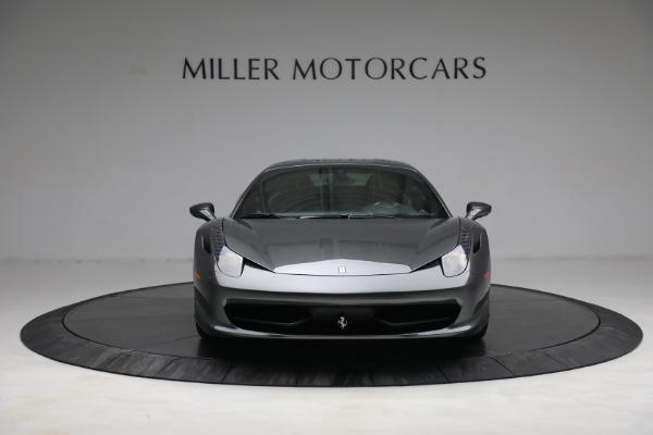 Used 2011 Ferrari 458 Italia for sale $229,900 at Bugatti of Greenwich in Greenwich CT 06830 12