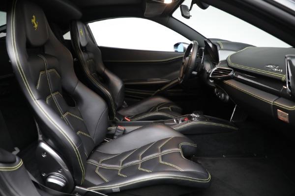 Used 2011 Ferrari 458 Italia for sale $229,900 at Bugatti of Greenwich in Greenwich CT 06830 18