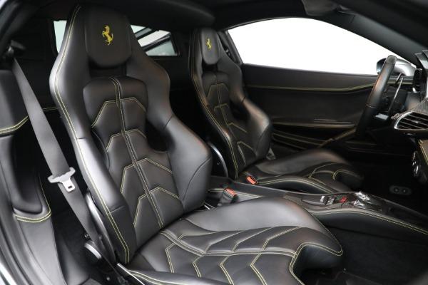 Used 2011 Ferrari 458 Italia for sale $229,900 at Bugatti of Greenwich in Greenwich CT 06830 19