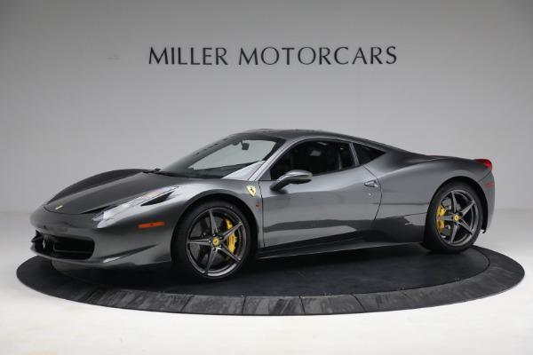 Used 2011 Ferrari 458 Italia for sale $229,900 at Bugatti of Greenwich in Greenwich CT 06830 2