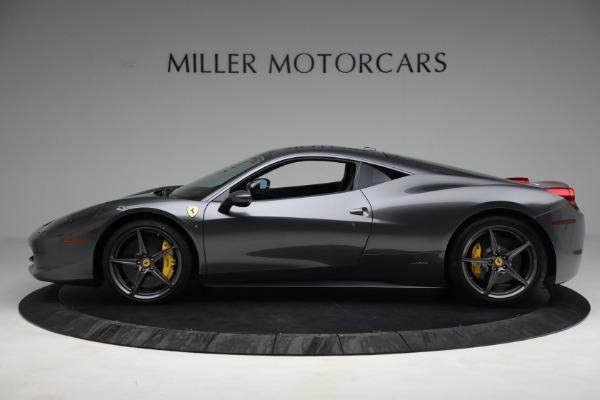 Used 2011 Ferrari 458 Italia for sale $229,900 at Bugatti of Greenwich in Greenwich CT 06830 3