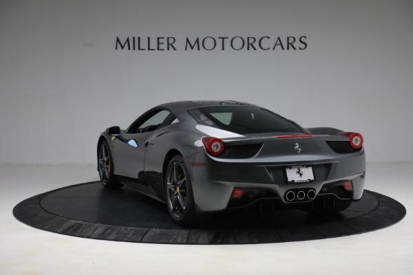 Used 2011 Ferrari 458 Italia for sale $229,900 at Bugatti of Greenwich in Greenwich CT 06830 5
