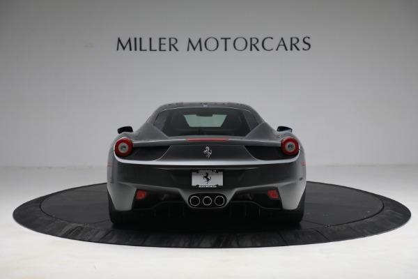 Used 2011 Ferrari 458 Italia for sale $229,900 at Bugatti of Greenwich in Greenwich CT 06830 6