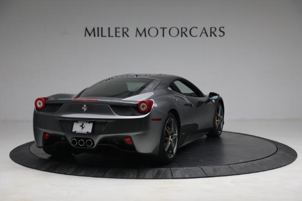 Used 2011 Ferrari 458 Italia for sale $229,900 at Bugatti of Greenwich in Greenwich CT 06830 7