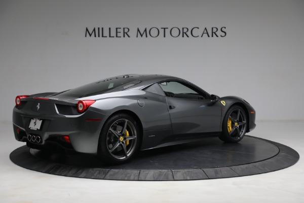Used 2011 Ferrari 458 Italia for sale $229,900 at Bugatti of Greenwich in Greenwich CT 06830 8
