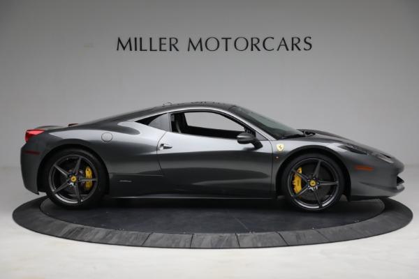 Used 2011 Ferrari 458 Italia for sale $229,900 at Bugatti of Greenwich in Greenwich CT 06830 9