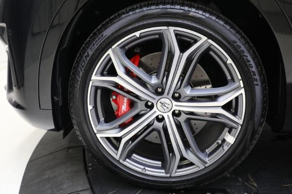 New 2022 Maserati Levante Modena for sale $113,375 at Bugatti of Greenwich in Greenwich CT 06830 10
