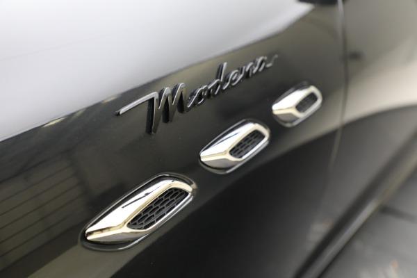 New 2022 Maserati Levante Modena for sale $113,375 at Bugatti of Greenwich in Greenwich CT 06830 11