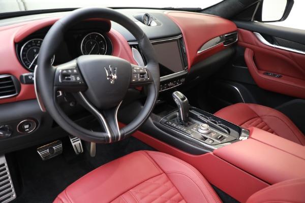 New 2022 Maserati Levante Modena for sale $113,375 at Bugatti of Greenwich in Greenwich CT 06830 13
