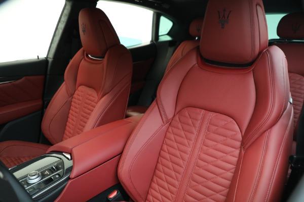 New 2022 Maserati Levante Modena for sale $113,375 at Bugatti of Greenwich in Greenwich CT 06830 16
