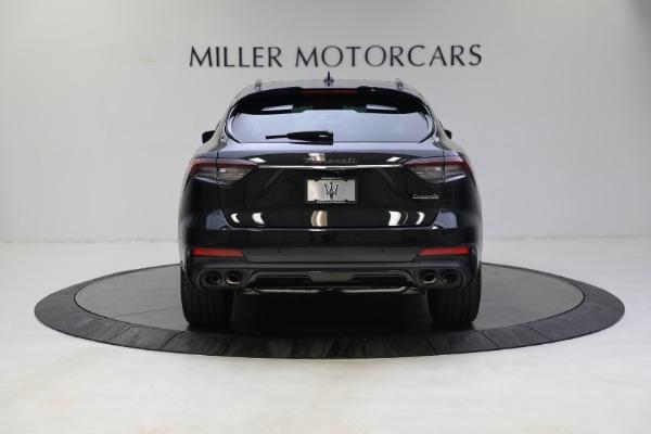 New 2022 Maserati Levante Modena for sale $113,375 at Bugatti of Greenwich in Greenwich CT 06830 6