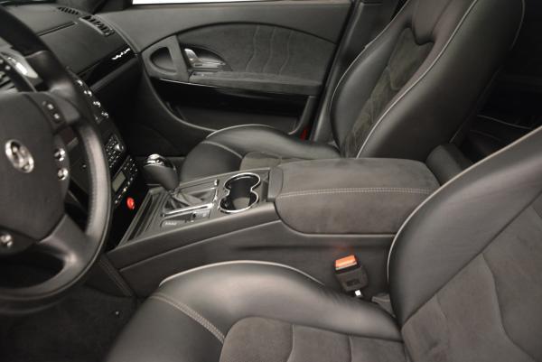 Used 2011 Maserati Quattroporte Sport GT S for sale Sold at Bugatti of Greenwich in Greenwich CT 06830 15