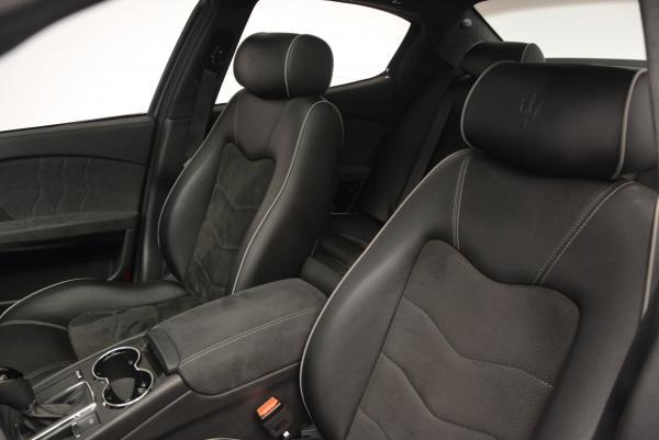 Used 2011 Maserati Quattroporte Sport GT S for sale Sold at Bugatti of Greenwich in Greenwich CT 06830 16