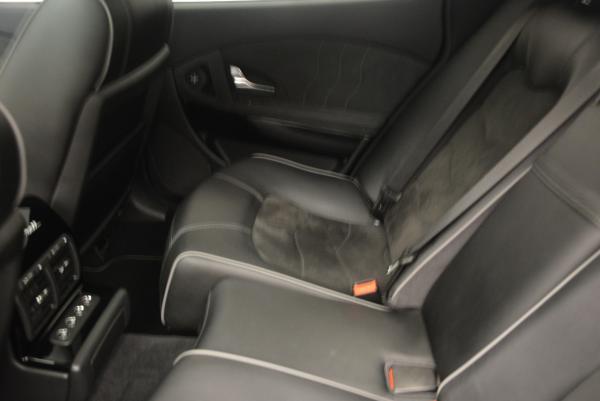Used 2011 Maserati Quattroporte Sport GT S for sale Sold at Bugatti of Greenwich in Greenwich CT 06830 19